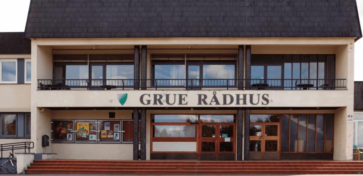 Grue rådhus