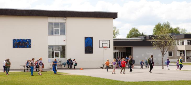 Grue barne- og ungdomsskole (GBUS)