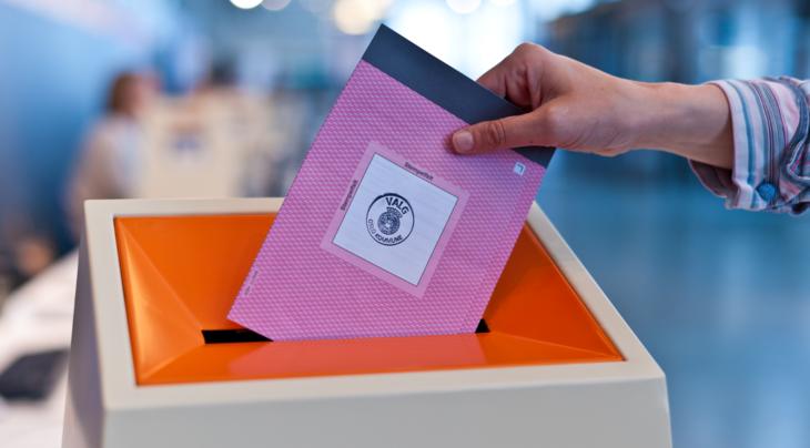 Stemmeurne