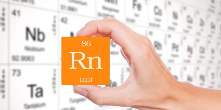 Du kan måle etter radon i boliger