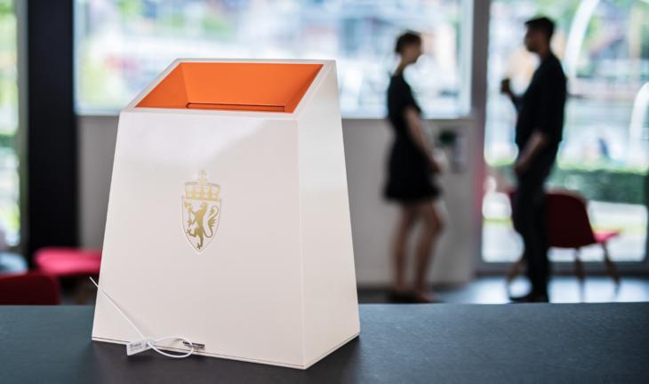 Kommune- og fylkestingsvalget 2019