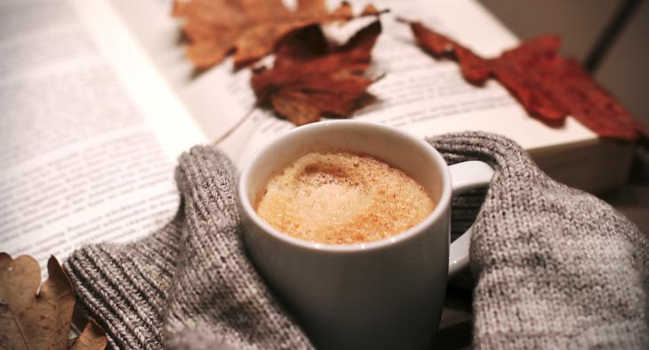 Høsten innbyr til fine lesestunder!