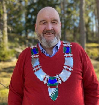 Ordfører Rune Grenberg
