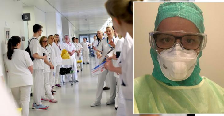 Anita Brattli er intensivsykepleier ved Akershus universitetssykehus