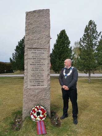 8. mai 2020 - 75 år med fred i Norge