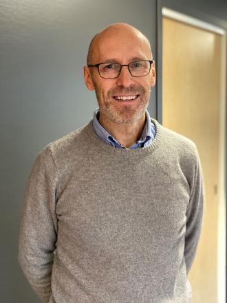 Økonomileder Knut Henriksen
