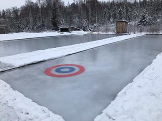 Curling i Bergesida