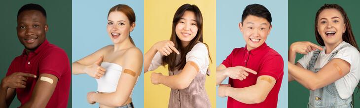 12-15-åringer får tilbud om vaksine